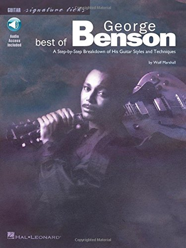 Best Of George Benson: Guitar Signature Licks