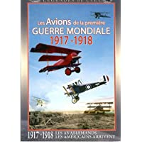 Les avions de la 1ere guerre mondiale 1917-1918
