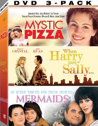 Mystic Pizza / When Harry Met Sally... / Mermaids (Three-Pack)