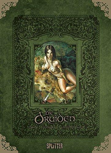 Die Druiden (limitierte Sonderedition): Splitter Geburtstagsband 1 (Splitter Geburtstagsedition)