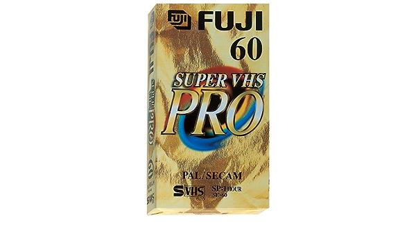 Fuji Se60 Super Vhs Video Tape Elektronik