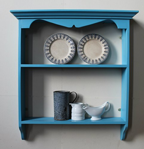 Goodwood Originals Shabby chic francese mensola 76,2cm blu