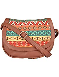 All Things Sundar Women Sling Bag / Cross Body Bag - S01 - 70