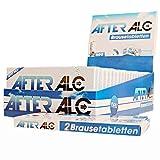 AfterAlc im stylischen Thekendisplay (20x2 Brausetabletten) | Nahrungsergänzungsmittel mit Mineralstoffen, Vitaminen & Koffein | Aus Ihrer Apotheke