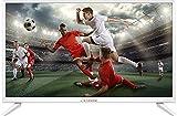 STRONG SRT 32HY1003W HD LED Fernseher, 80cm (32 Zoll) mit Triple Tuner für Satellitenempfang DVB-S2, Kabelempfang DVB-C, Antennenempfang DVB-T2 (HDMI, USB, HD Ready, Kindersicherung, EPG) weiß