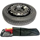 Nissan Qashqai 2007–2013espacio para rueda de repuesto Kit de herramientas para bolsa