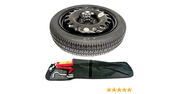TOURAN 16 SPACE SAVER SPARE WHEEL AND TOOL KIT