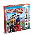 MONOPOLY JUNIOR MIRACULOUS - Jeu de société - Version francaise