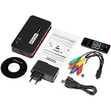 docooler EZCAP 284 HD Video Game Capturar 1080P HDMI / YPbPr Componente o Compuesto del Registrador en la Tarjeta SD del Disco USB Para Blue-ray DVD PS3 PS4 ...