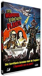 Les Hommes d'une autre planète - Mars Men - Edition collector