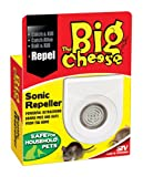 The Big Cheese Sonic Mouse and Rat Repeller
