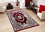 #6: STOP N SHOP NEW DESIGN VELVET FLORAL CARPET