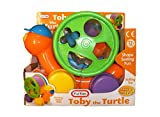 Learn and Play Turtle Pull Along Shape Sorter Toy - Suitable From 12 Months
