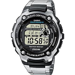 Casio Wave Ceptor Men's Watch WV-200DE-1AVER (B001QV5070) | Amazon price tracker / tracking, Amazon price history charts, Amazon price watches, Amazon price drop alerts