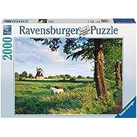 Ravensburger 16635 - Panorama Idilliaco, Puzzle 2000