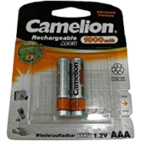 C100 3/x 12/blister pack of Camelion 4/rechargeable batteries AAA 600/mAh for Siemens Gigaset SX550i landline telephone AS285 A420 A510/Duo AS285 S67h A220 S810,/455X CX610/ISDN S79H C300 S810H SX810/ISDN