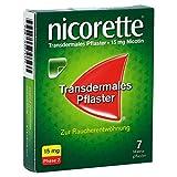 Nicorette TX 15 mg Pflaster, 7 St.
