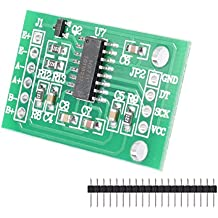 WINGONEER Weighing Sensor AD Module Dual-channel 24-bit A/D Conversion HX711 Shieding