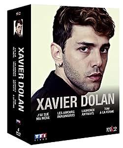 Xavier Dolan - Coffret: J'ai tué ma mère + Les amours imaginaires + Laurence Anyways + Tom à la ferme
