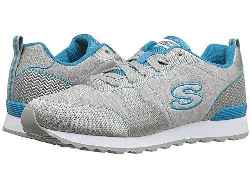 Skechers Originals OG 85 Quick Stitch, Zapatillas de Deporte para Mujer, Gris (Gybl), 36.5 EU