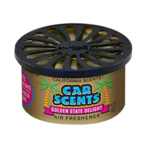Price comparison product image Car Scents Golden State Delight