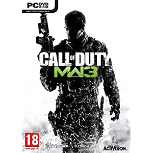 Call of Duty: Modern Warfare 3 - PEGI