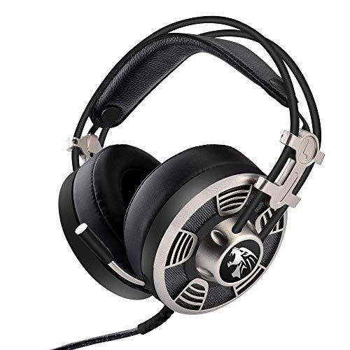 Cuffie da Gioco,GAKOV GAV10 Gaming Headset 7.1-Canali VibrazioneCuffie da Gioco per Laptop/PC