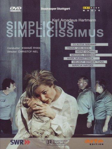 Preisvergleich Produktbild Hartmann: Simplicius Simplicissimus [DVD] [2007]