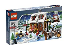 Idea Regalo - LEGO Creator 10216 - Winter Village Bakery [importato da Unione Europea]