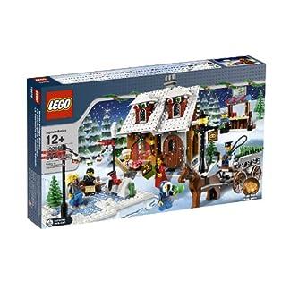 LEGO Creator 10216 – La Pastelería del Pueblo en Navidad