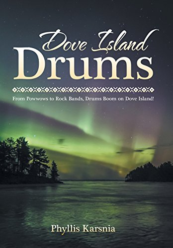 Band Drum (Dove Island Drums: From Powwows to Rock Bands, Drums Boom on Dove Island!)
