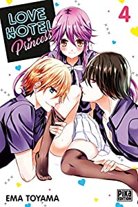 Love Hotel Princess Edition simple Tome 4
