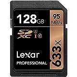 Lexar Professional - Tarjeta de memoria 633x SDXC de 128 GB