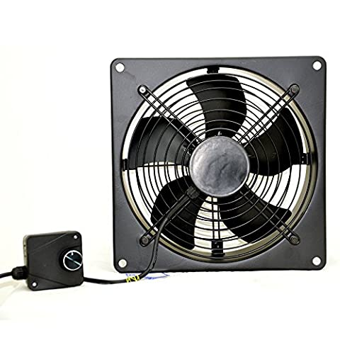 Metal Industrial Ventilation Extractor Axial Exhaust Commercial Air Blower Fan (8