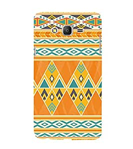 99Sublimation Animated Pattern 3D Hard Polycarbonate Back Case Cover for Samsung Galaxy On5 :: G550FY