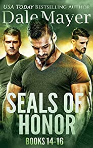 SEALs of Honor: Books 14-16 (English Edition)