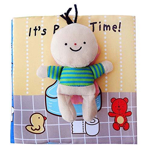 Scrox 1x Libros de Tela para Bebes ilustracion Libro...