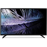 Panasonic 101.5 cm (40 Inches) Full HD LED TV TH-40F201DX (Black) (2018 model)