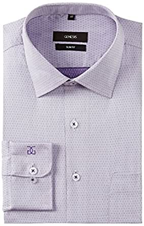 Genesis Men's Formal Shirt (8907054161522)
