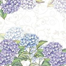 Ambiente 20 servilletas de Papel – 3 Capas, 33 x 33 cm – Hortensia