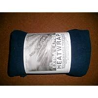 Fleece-Tuch für Mikrowelle, Weizen, Marineblau, Größe XL, parfümfrei preisvergleich bei billige-tabletten.eu