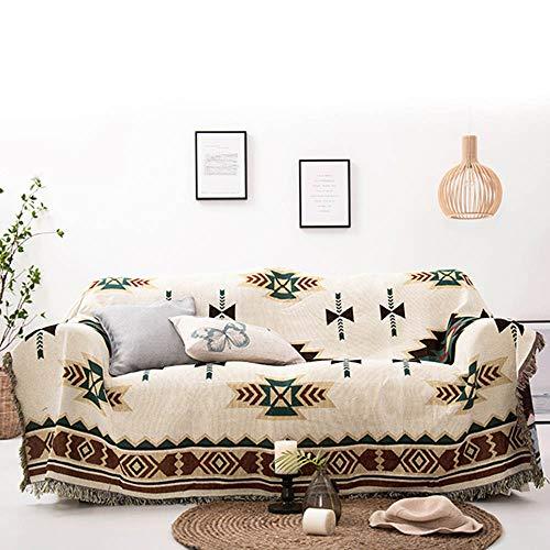 LouisaYork - Manta Protectora para sofá, Manta de sofá, cálida y Gr