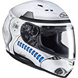 HJC Helmets Hjc Star Wars Motorradhelm Cs-15 Storm Trooper Mc10 Weiß (Small, Weiß)