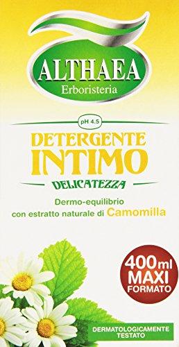 Althaea - Jabón Intimo - Con extracto de manzanilla - 400 ml - [paquete de 4]