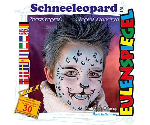 Für Face - Snow Leopard, Eulenspiegel, EU 204634 ()