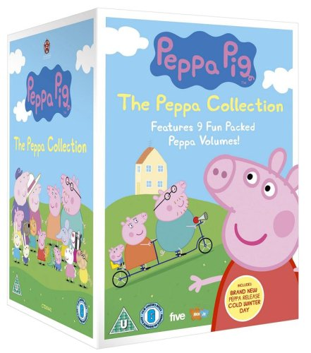 The Peppa Collection