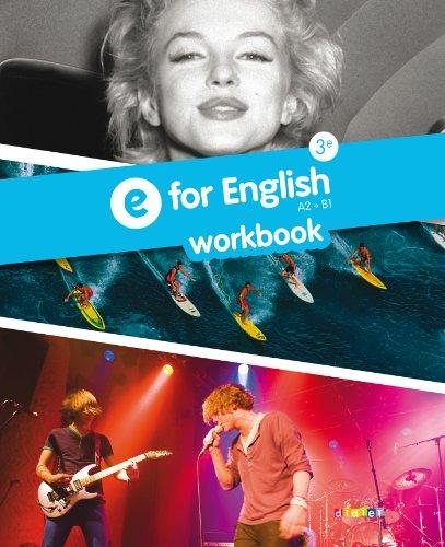 E for English 3e - Workbook -version papier por Mathias Degoute