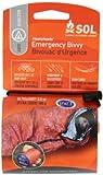 Notfall-Biwaksack, Schutz für den Notfall, Größe: 2,10 m x 0,91 m, 1 Pack