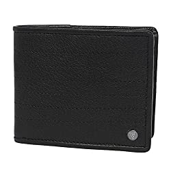 VAN HEUSEN Black Mens Wallet
