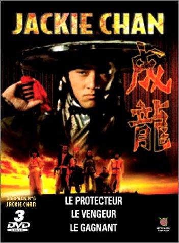 Coffret Jackie Chan 3 DVD : Le Protecteur / Le